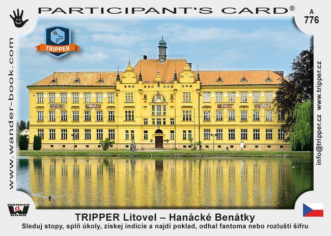 TRIPPER Litovel – Hanácké Benátky