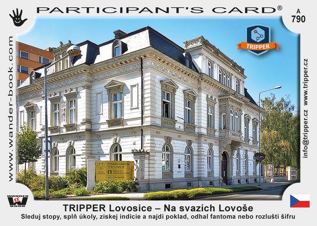 TRIPPER Lovosice – Na svazích Lovoše