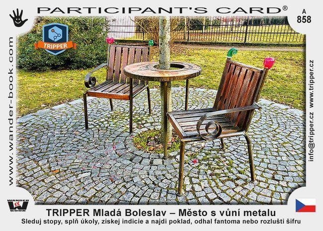 TRIPPER Mladá Boleslav – Město s vůní metalu