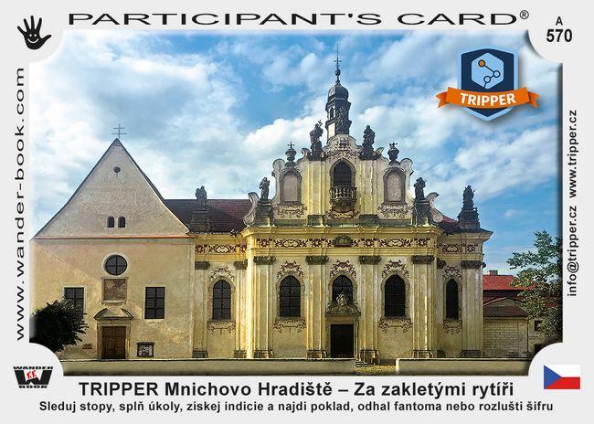 TRIPPER Mnichovo Hradiště – Za zakletými rytíři
