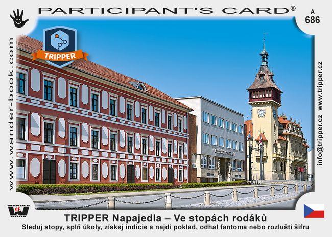TRIPPER Napajedla – Ve stopách rodáků