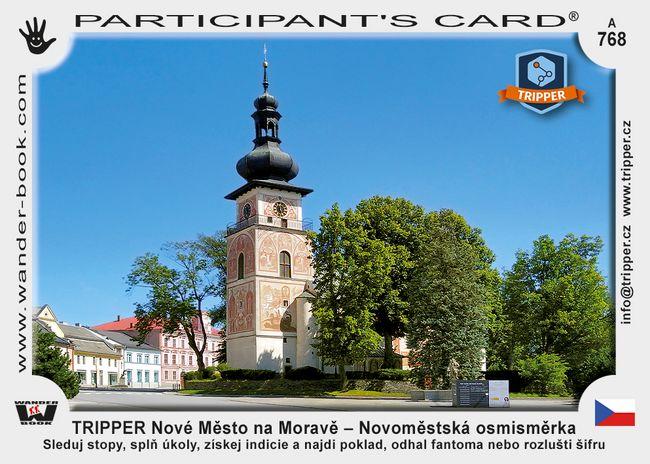 TRIPPER Nové Město na Moravě – Novoměstská osmisměrka