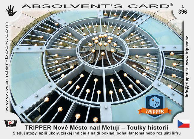 Tripper Nové Město nM toulky