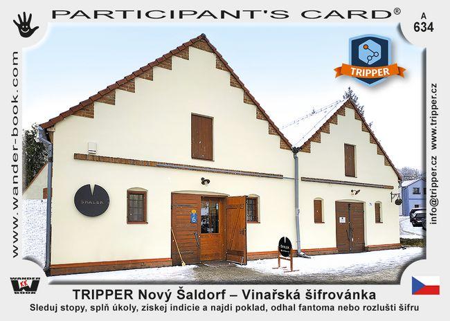 TRIPPER Nový Šaldorf – Vinařská šifrovánka