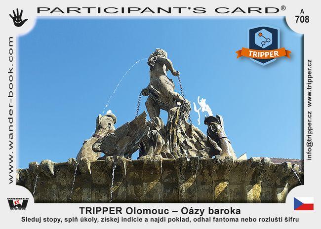 TRIPPER Olomouc – Oázy baroka