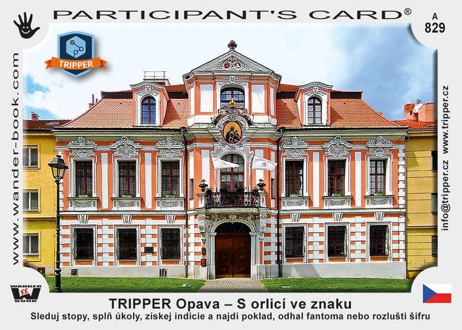 TRIPPER Opava – S orlicí ve znaku