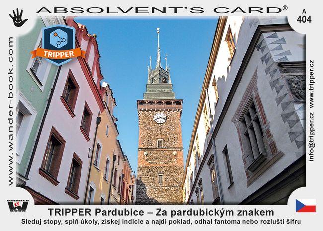 Tripper Pardubice znak