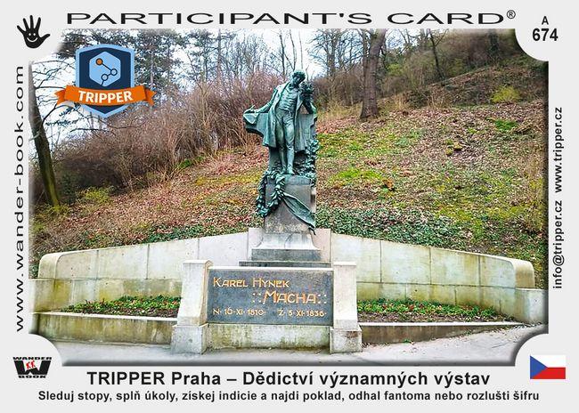 TRIPPER Praha – Dědictví významných výstav