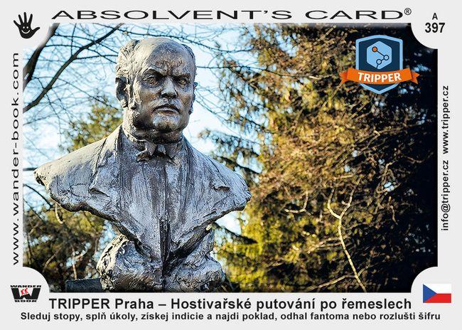 Tripper Praha Hostivařské putování