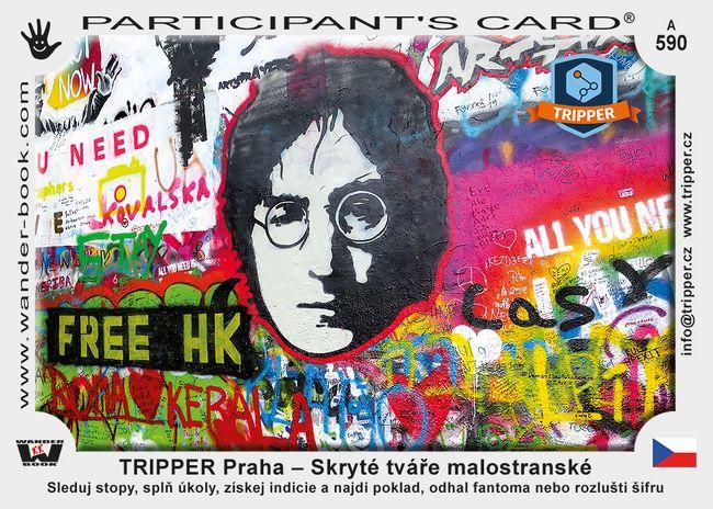 TRIPPER Praha – Skryté tváře malostranské