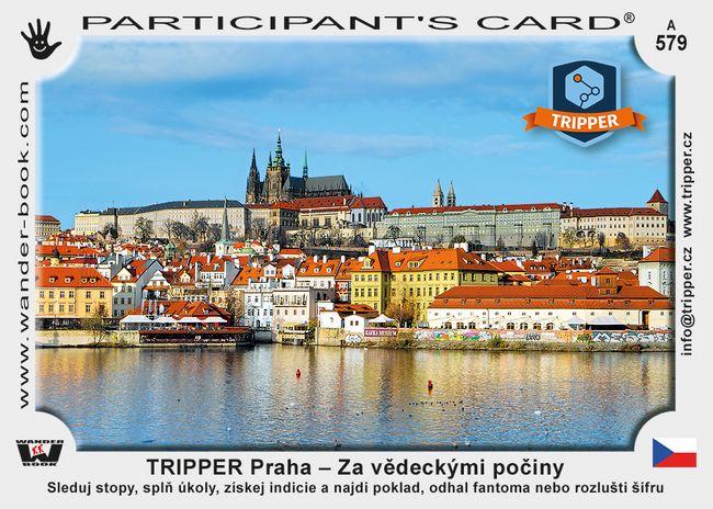 TRIPPER Praha – Za vědeckými počiny