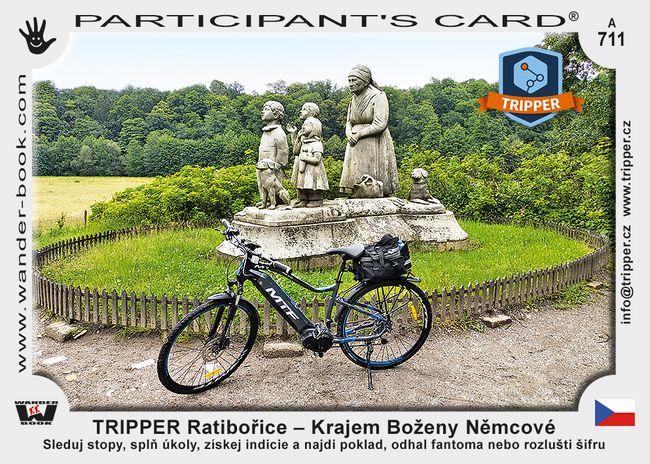 TRIPPER Ratibořice – Krajem Boženy Němcové