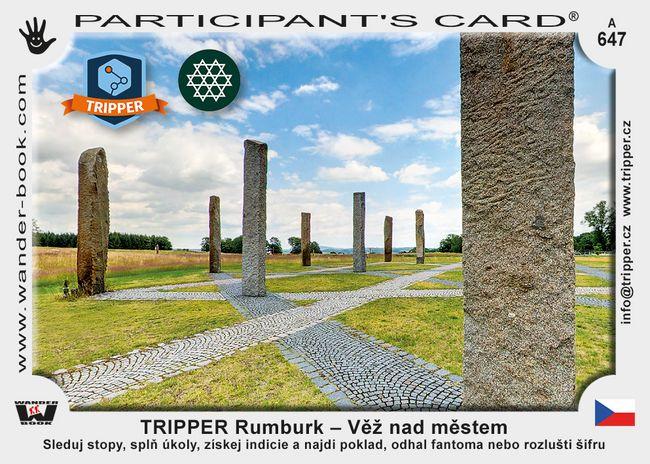 TRIPPER Rumburk – Věž nad městem