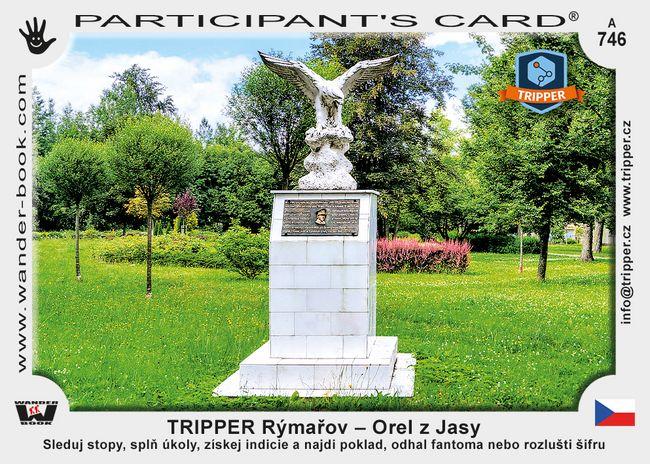 TRIPPER Rýmařov – Orel z Jasy