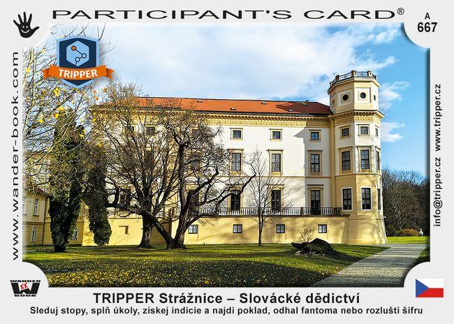 TRIPPER Strážnice – Slovácké dědictví