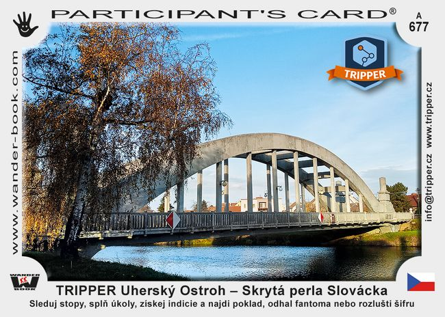 TRIPPER Uherský Ostroh – Skrytá perla Slovácka