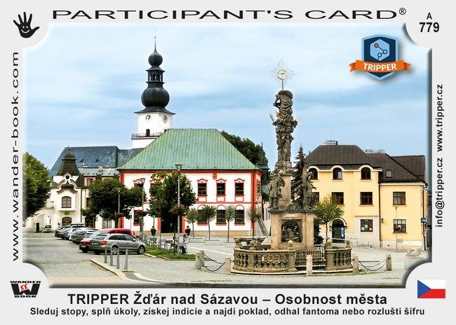 TRIPPER Žďár nad Sázavou – Osobnost města