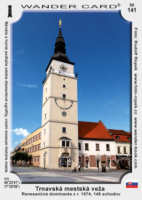Trnavská mestská veža