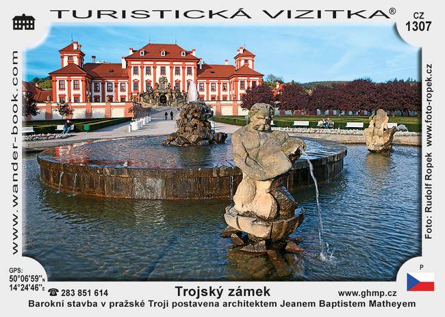 Galerie hl. města Prahy – Trojský zámek