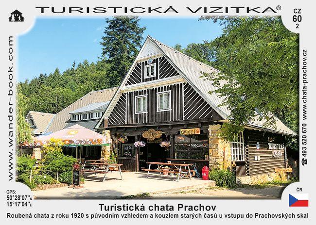 Turistická chata Prachov