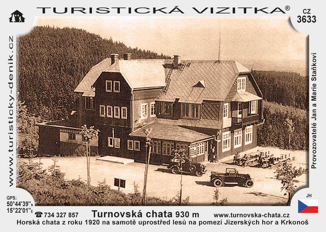 Turnovská chata