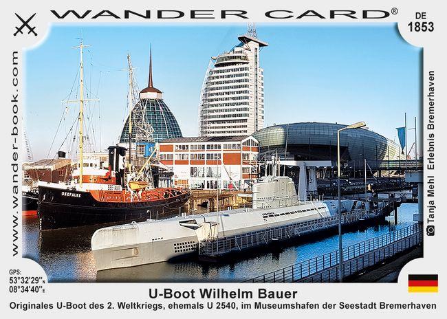 U-Boot Wilhelm Bauer