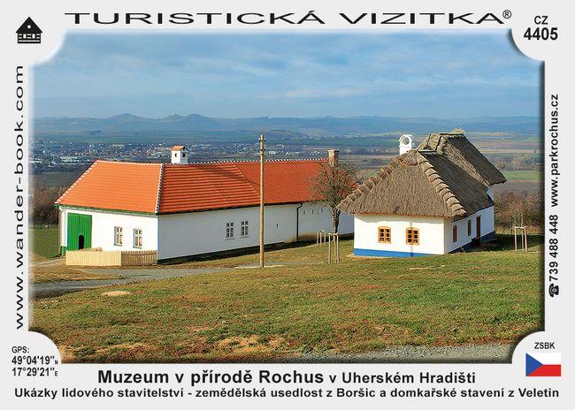 Muzeum v přírodě Rochus v Uherském Hradišti