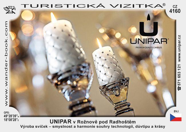 UNIPAR v Rožnově pod Radhoštěm