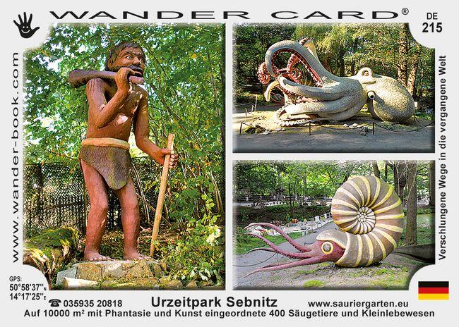 Urzeitpark Sebnitz