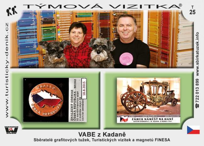 VABE z Kadaně