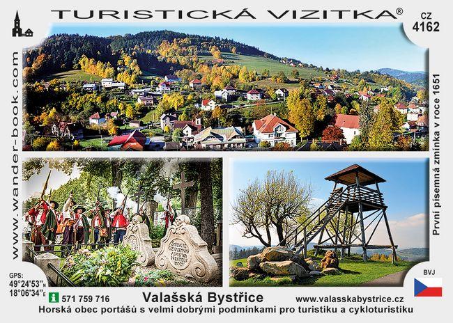 Valašská Bystřice