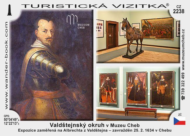 Valdštejnský okruh v Muzeu Cheb