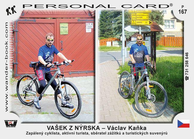 VAŠEK Z NÝRSKA – Václav Kaňka