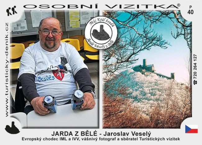 Veselý Jaroslav - Jarda z Bělé