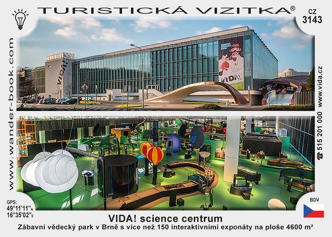 VIDA! science centrum