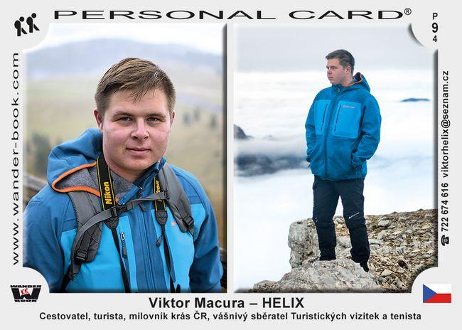 Viktor Macura – HELIX