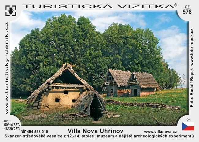 Villa Nova Uhřínov