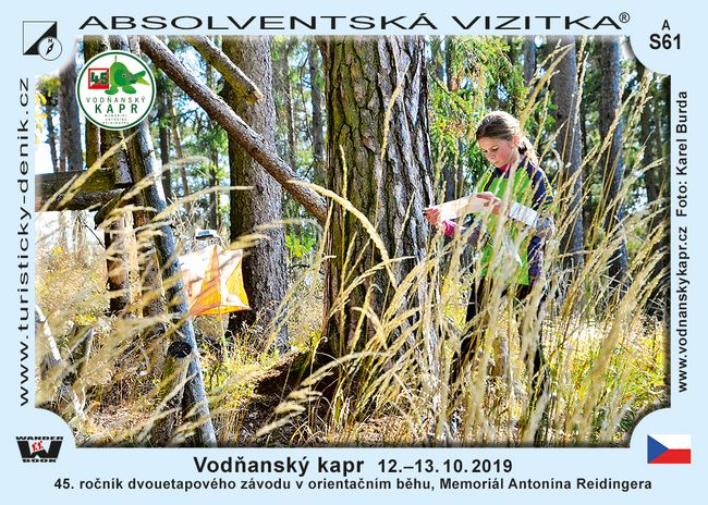Vodňanský kapr  12.–13. 10. 2019