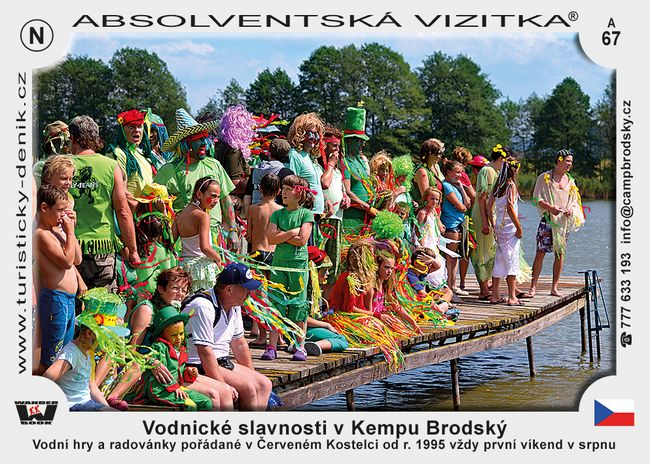Vodnické slavnosti v Kempu Brodský (8)