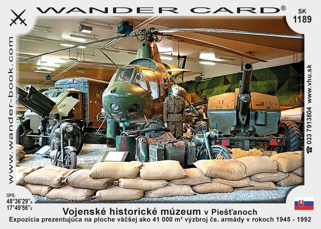 Vojenské historické múzeum v Piešťanoch