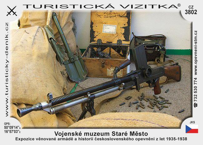 Vojenské muzeum Staré Město