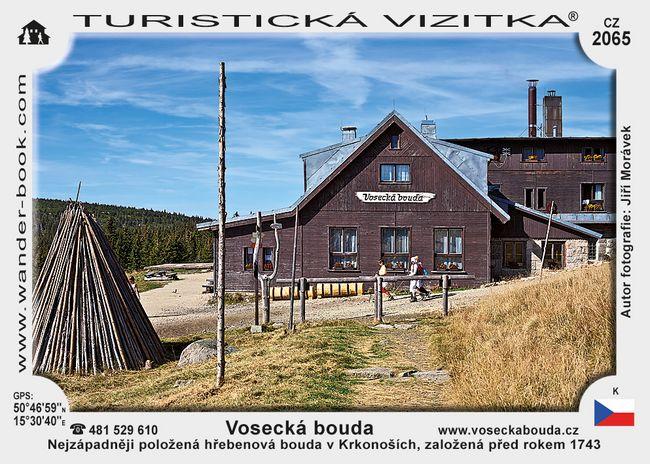 Vosecká bouda