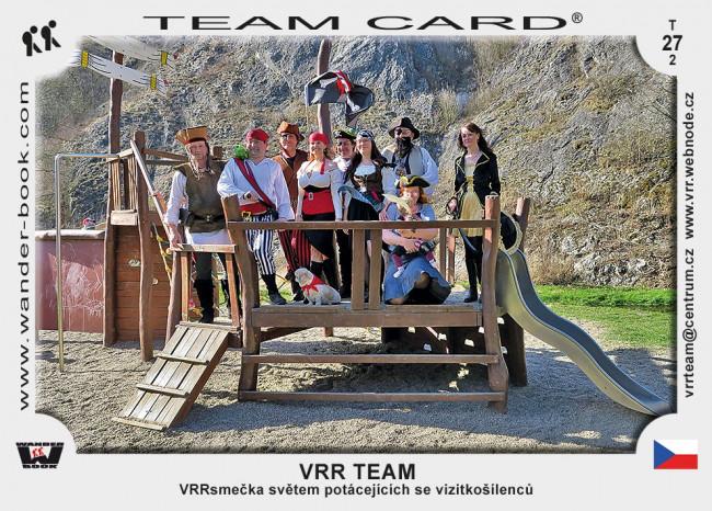VRR Team