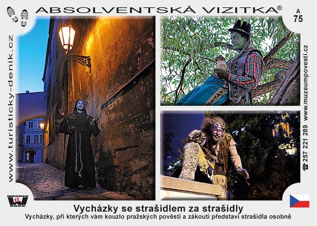 Vycházky se strašidlem za strašidly (1-12)