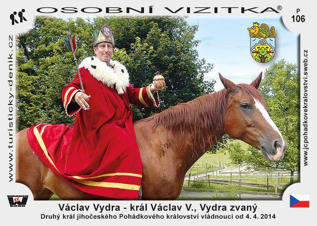 Vydra Václav