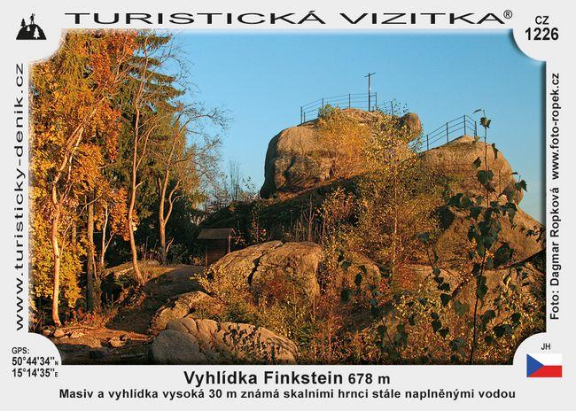 Vyhlídka Finkstein