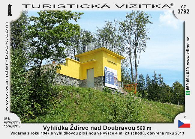 Vyhlídka Ždírec nad Doubravou