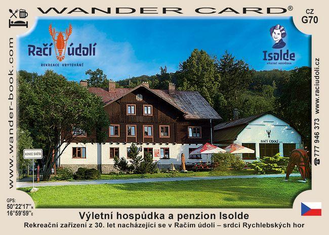 Výletní hospůdka a penzion Isolde