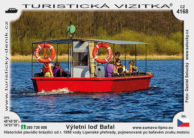 Výletní loď Bafal