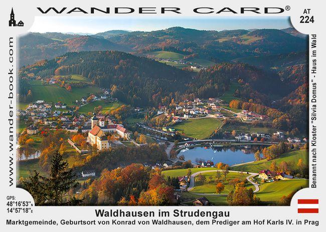 Waldhausen im Strudengau